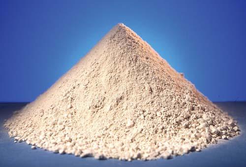 Белая глина - порошок