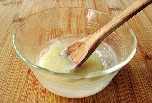 Приготовление маски на основе аспирина и меда