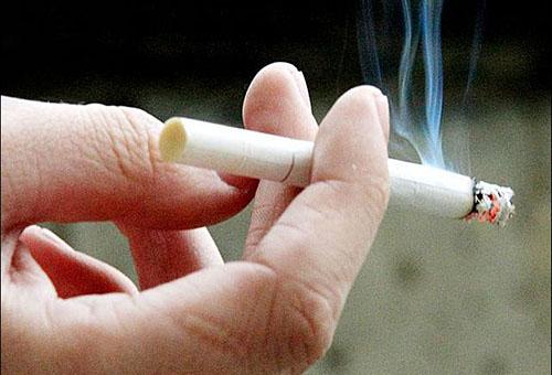 Курение - причина базалиомы