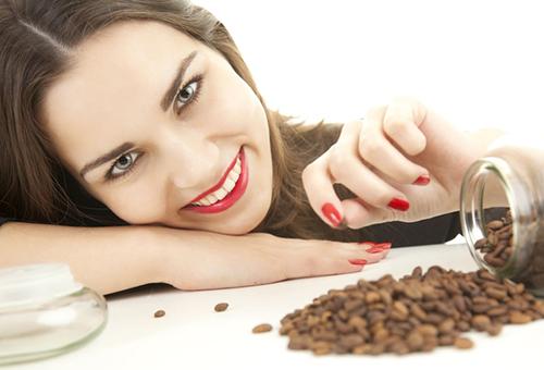 Кофе для пилинга лица