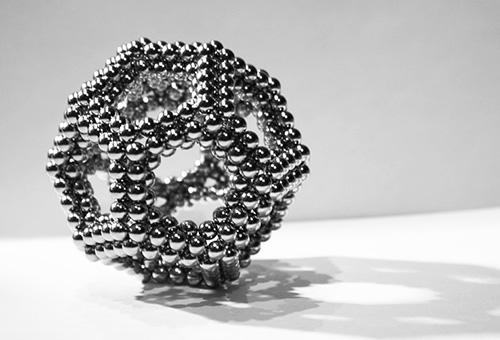 Игрушка из никеля