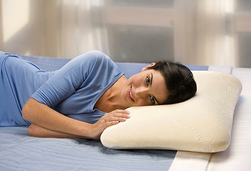 Ортопедическая подушка против старения лица