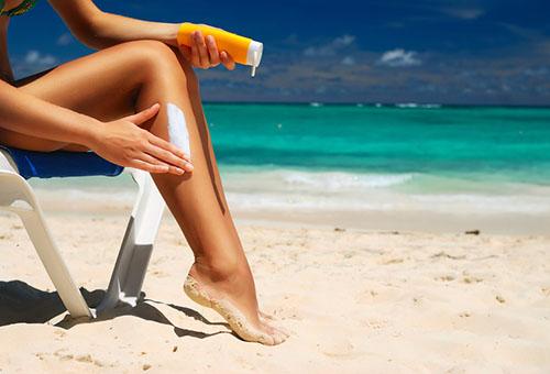Солнцезащитное средство для тела