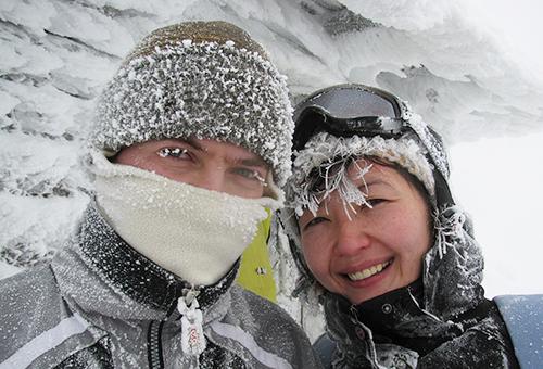Влияние низких температур на кожу лица