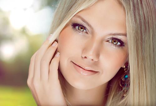 Здоровая и красивая кожа лица