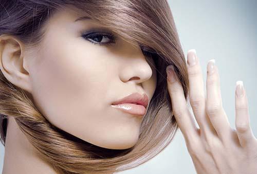 Результат ультразвукового воздействия на кожу