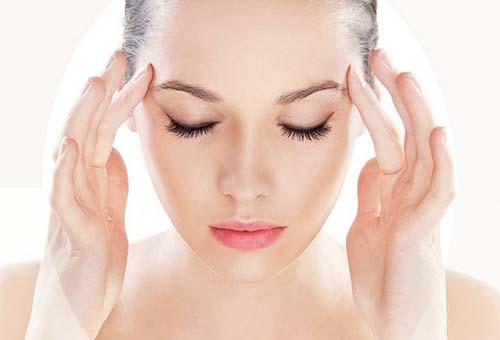 Гимнастика для кожи вокруг глаз