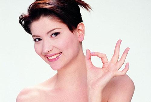 Удачное удаление волос на лице