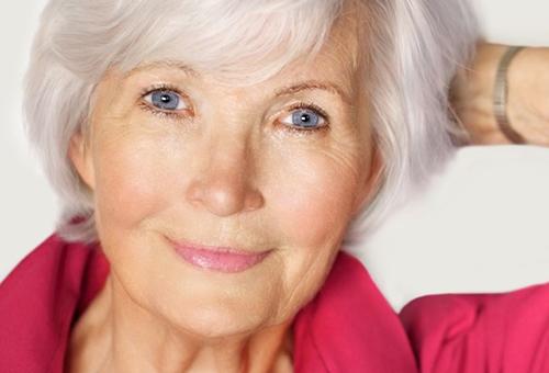 Возрастная кожа лица