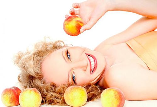 Польза масла персика в косметологии
