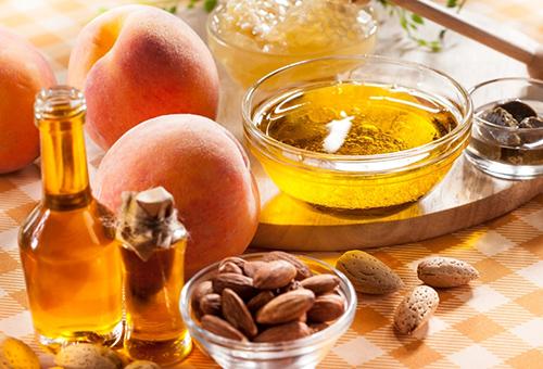 Масло миндаля и персика