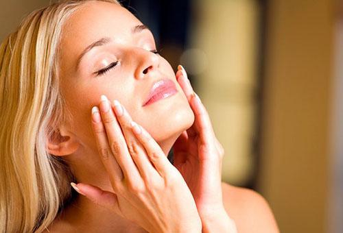 Улучшение качества кожи лица