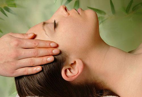 Расслабляющий массаж против красноты лица