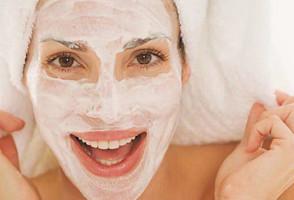 Кефирная маска для кожи жирного типа