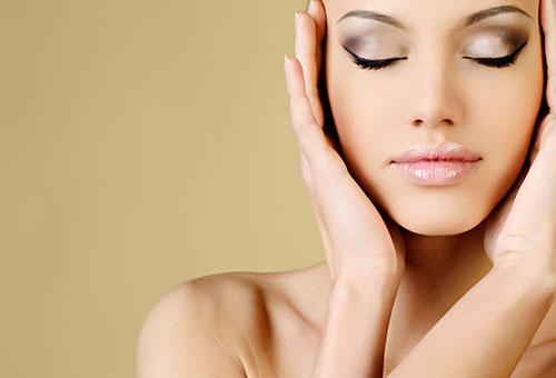 Идеальная кожа лица и макияж
