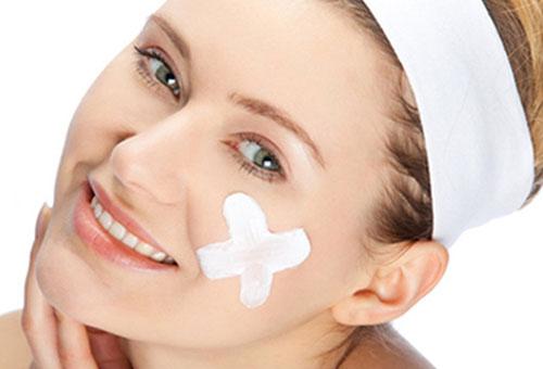 Крем для лица против кожных проблем