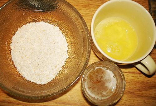 Ингредиенты белковой маски для комбинированной кожи