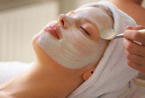 кислотная чистка лица