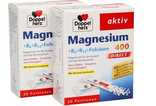 Витамины Doppelherz aktiv