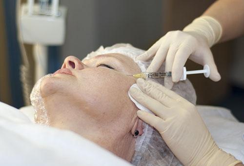 Омоложение лица мезотерапией
