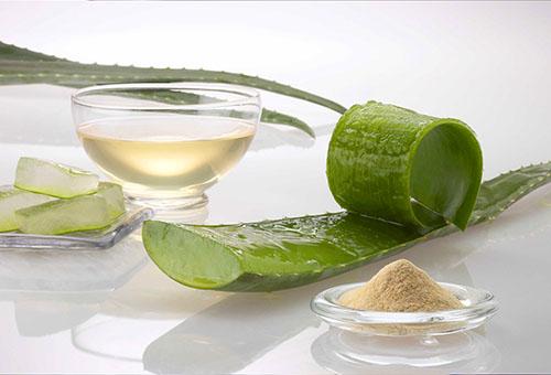 Ингредиенты для маски с эффектом ботокса