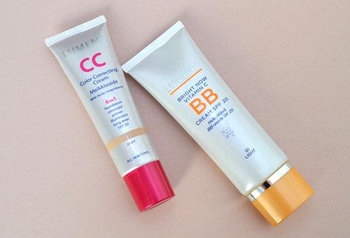 CC и BB крем