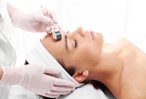 Применение мезороллера для кожи лица