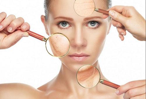 Возрастные проблемы кожи