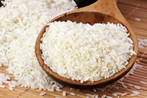 Рис шлифованый
