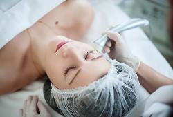 Салонная процедура аппаратной мезотерапии