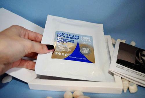 Патч-филлеры с гиалуроновой кислотой
